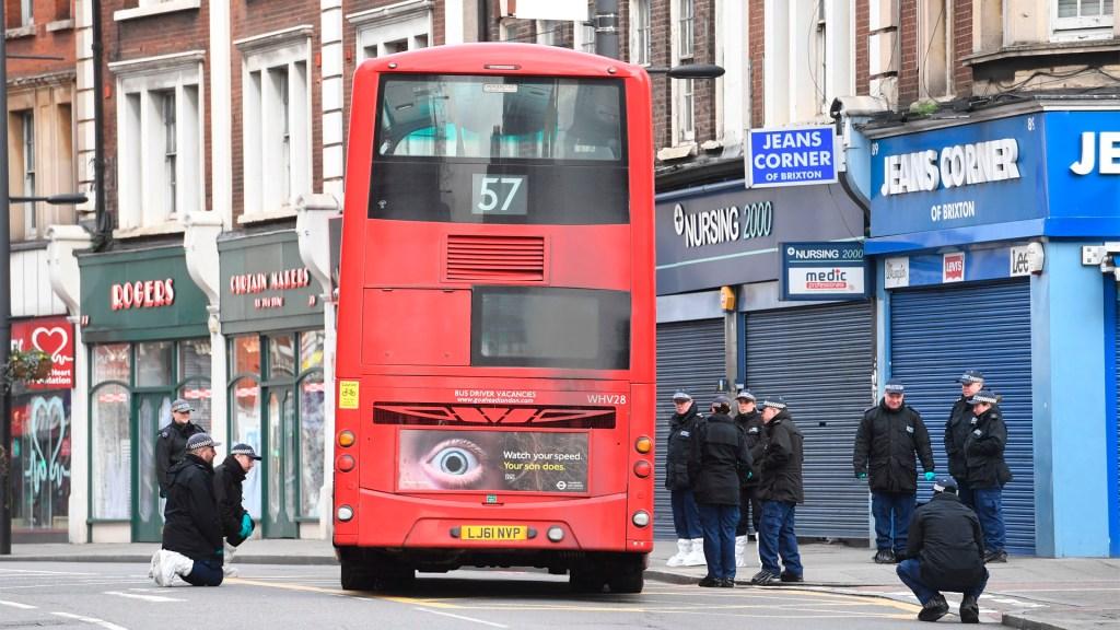 Estado Islámico reivindica ataque que dejó tres heridos en Londres - Estado Islámico reivindica ataque que dejó tres heridos en Londres