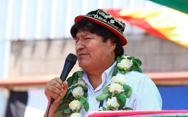 """Evo Morales regresa a Cuba """"por motivos de salud"""" - Evo Morales, expresidente de Bolivia. Foto de @evoespueblo"""