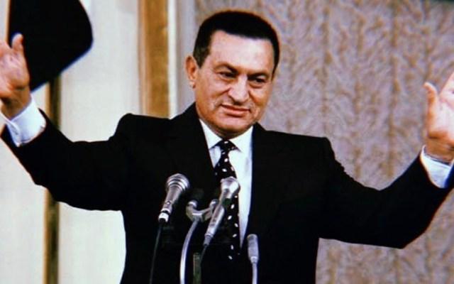 Egipto decreta tres días de luto por la muerte del dictador Hosni Mubarak - Hosni Mubarak murió este martes después de semanas de hospitalización por su débil estado de salud tras una intervención quirúrgica