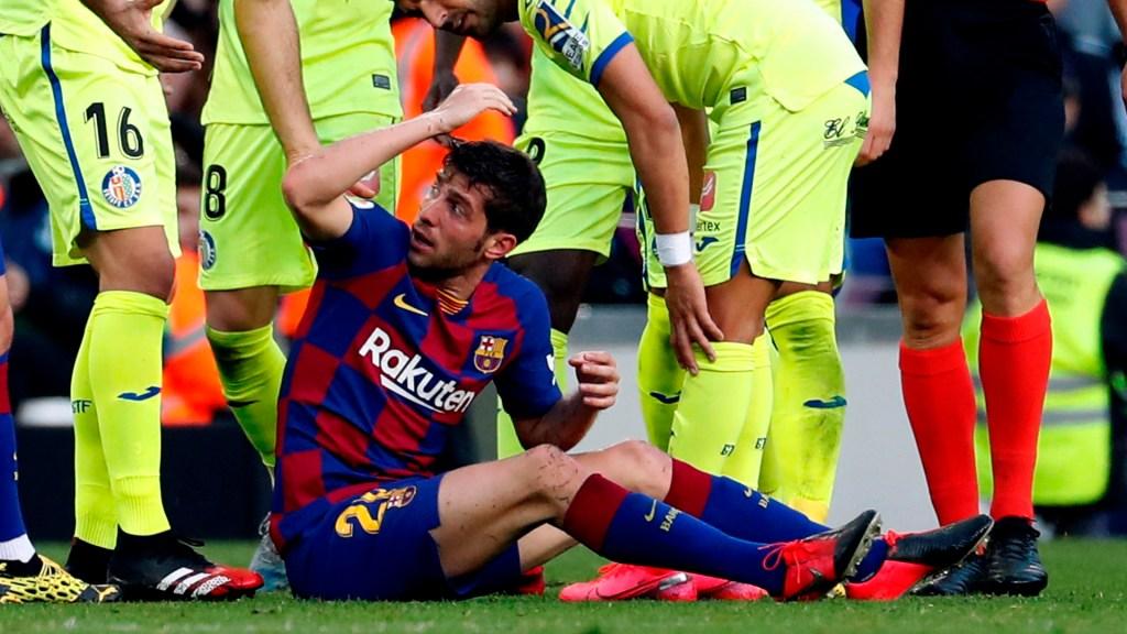 Hackean al FC Barcelona - Foto de EFE