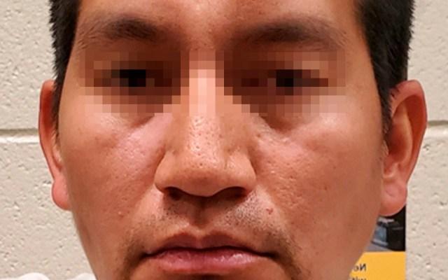 Detienen en EE.UU. a mexicano por delitos sexuales - Francisco P. Z. Foto de CBP