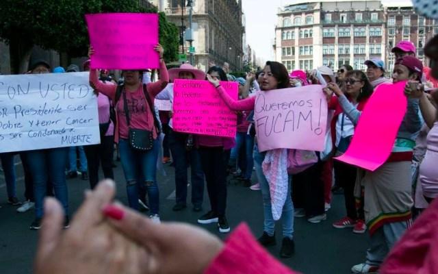 Fucam informa que por falta de recursos no se atenderán nuevas pacientes con cáncer de mama - El director de la Fucam dijo que el acuerdo alcanzado con el Insabi, solo es para seguir atendiendo a mujeres que iniciaron su tratamiento antes del 31 de diciembre