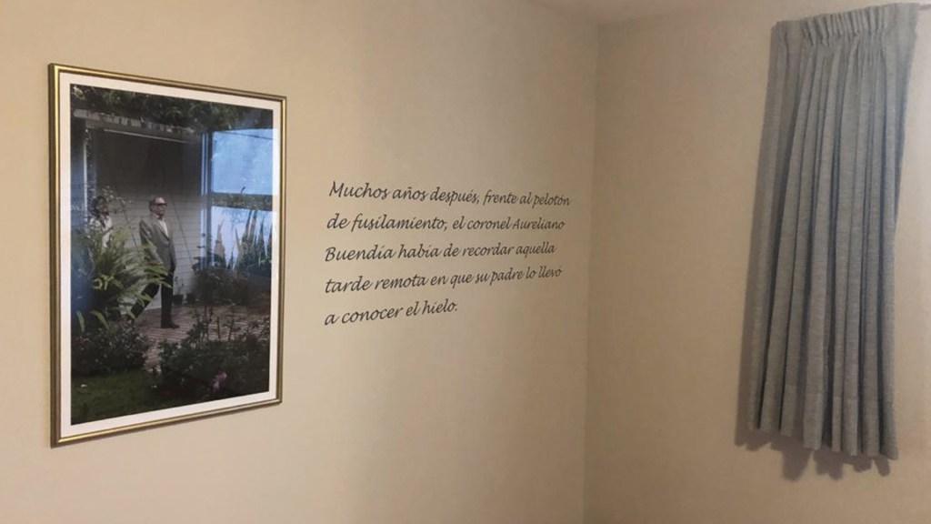 Donan casa donde García Márquez escribió 'Cien años de soledad' - Foto de Fundación para las Letras Mexicanas
