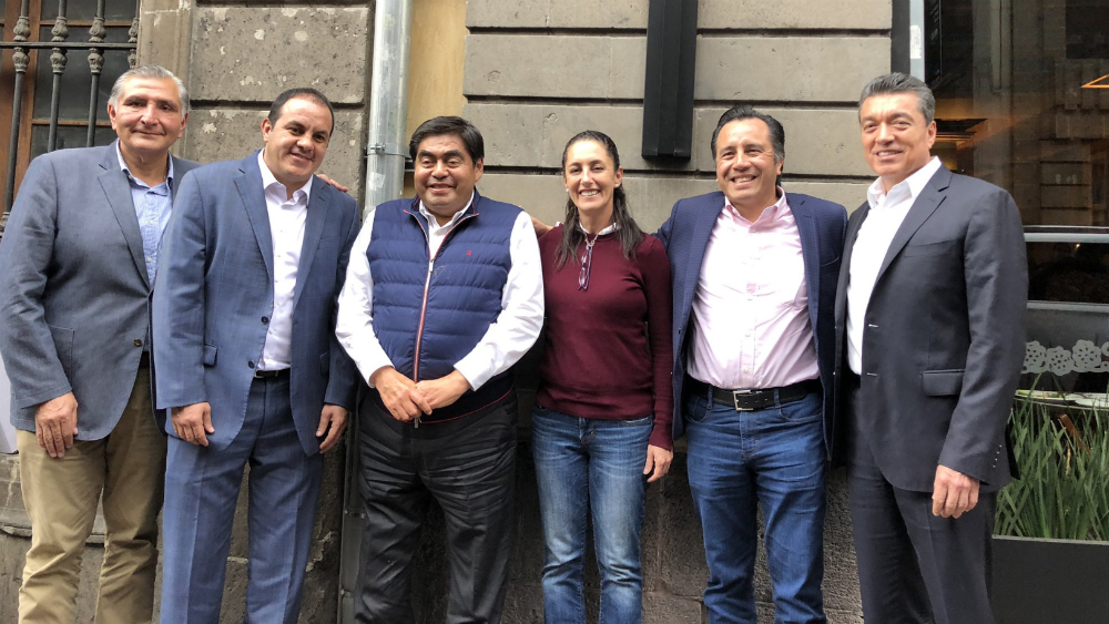 Evelyn Salgado sí está en la encuesta: Félix Salgado Macedonio
