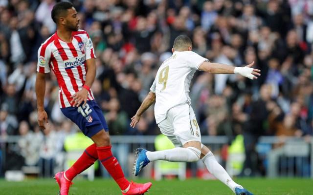 Real Madrid rompe racha de ocho años sin vencer al Atlético en el Bernabéu - Real Madrid rompe racha de ocho años sin vencer al Atlético en el Bernabéu