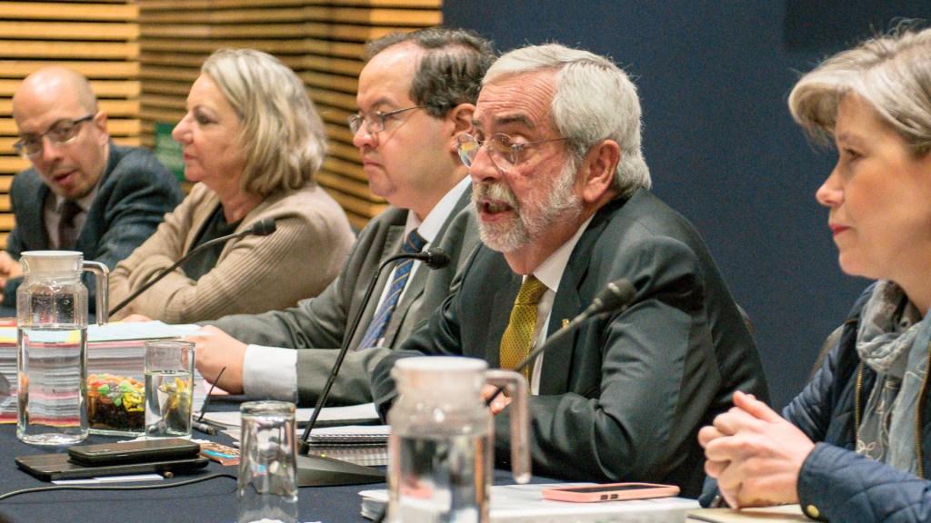 El rector Graue espera identificación de responsables de paros en la UNAM - Graue espera identificación de responsables de paro en la UNAM
