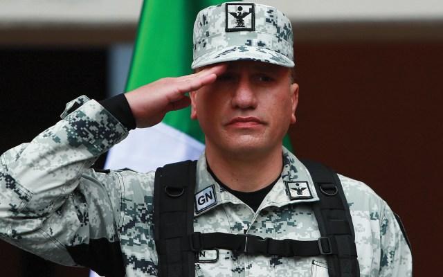 Esta es la convocatoria para ingresar a la Guardia Nacional - Foto de Notimex