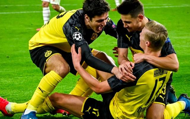 Haaland doblega al PSG en la ida de octavos de Champions League - Haaland doblega al PSG en la ida de los octavos de final de la Champions