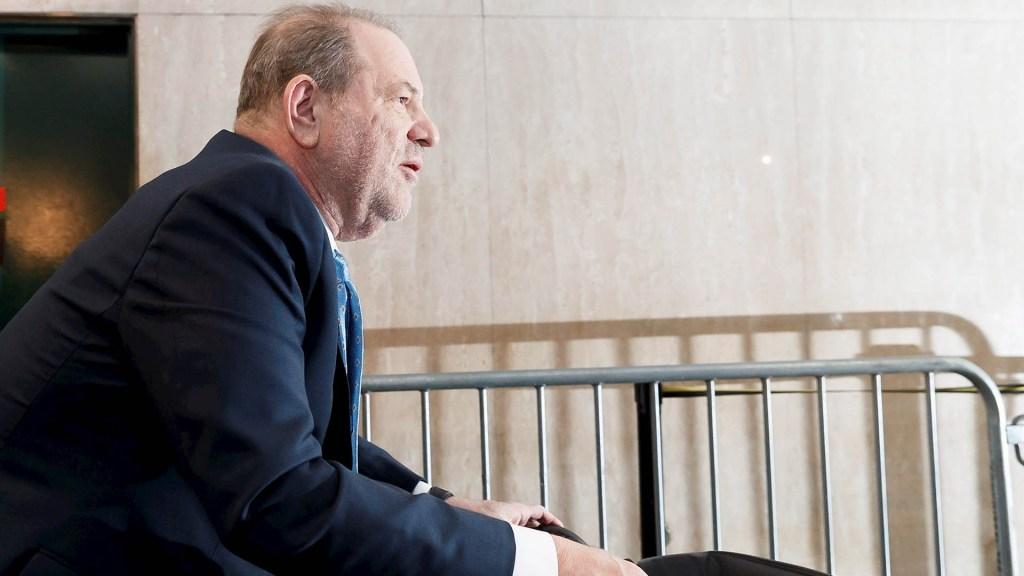 """Harvey Weinstein aislado en la cárcel por """"serios"""" síntomas de COVID-19 - Harvey Weinstein Estados Unidos cine"""
