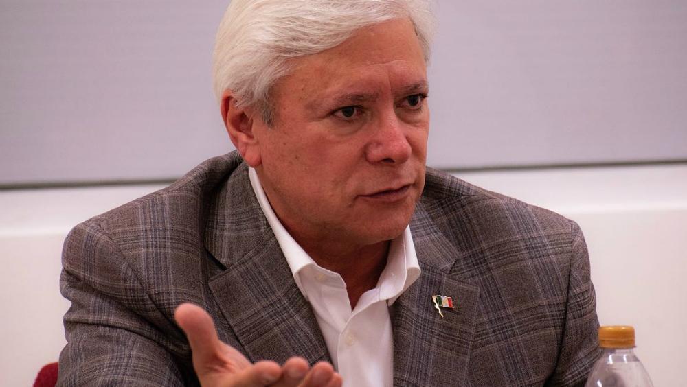 Trabajadores no vulnerables al COVID-19 deben seguir laborando, asegura Bonilla - Jaime Bonilla