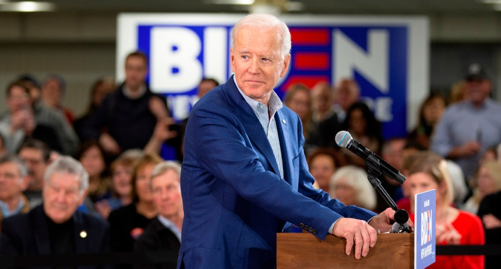 Biden dejará New Hampshire antes de lo planeado para viajar a Carolina del Sur - Biden dejará New Hampshire antes de lo planeado para viajar a Carolina del Sur