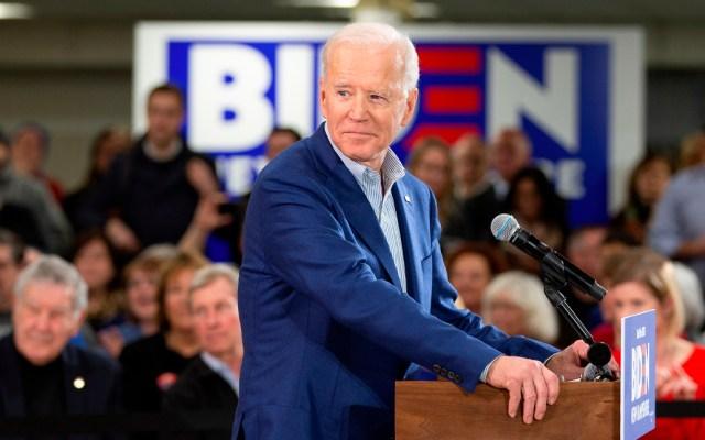 Republicanos del Senado de EE.UU. avanzan en investigación contra Biden - Biden dejará New Hampshire antes de lo planeado para viajar a Carolina del Sur