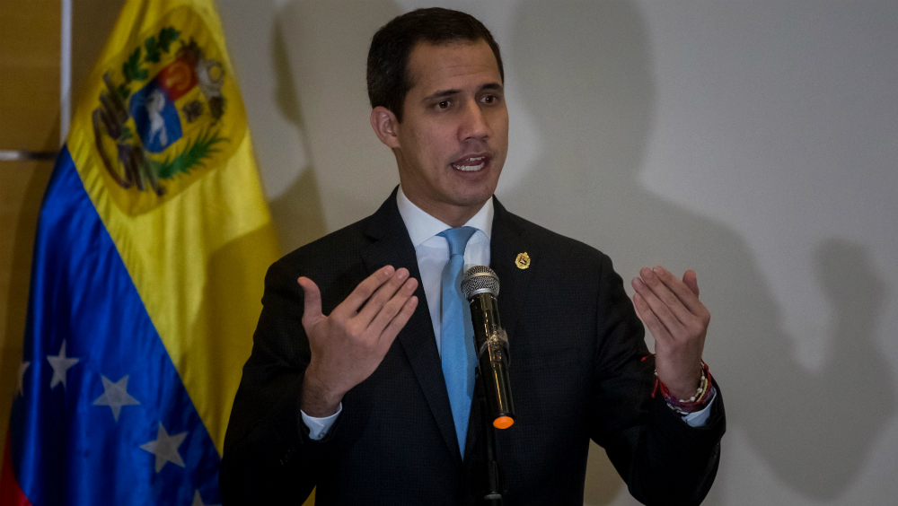 EE.UU. exige la liberación del tío de Juan Guaidó - Foto de EFE
