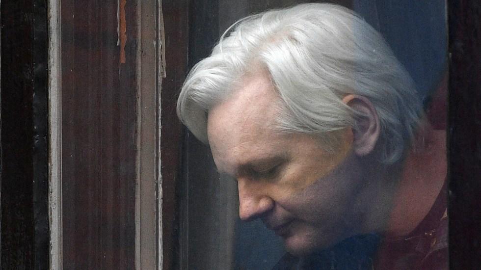Assange puede volver a Australia si gana batalla contra extradición a EE.UU. - Foto de EFE
