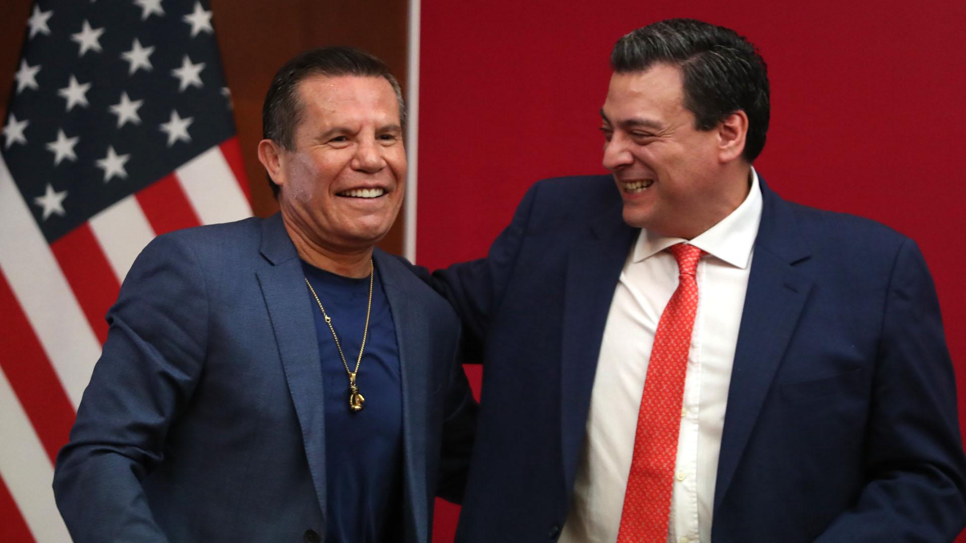 Julio César Chávez afirma que hoy no habría dinero suficiente para pagarle