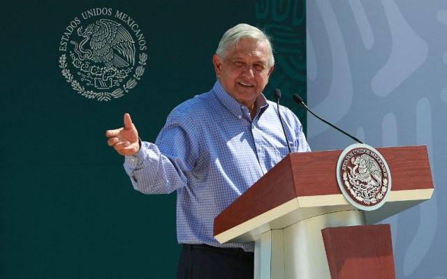Se acabará corrupción en tribunales, sostiene López Obrador - Foto de Notimex