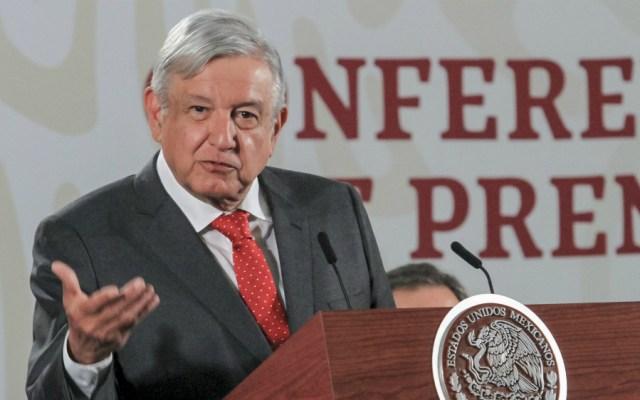 No habrá denuncias contra expresidentes, hay que ver hacia adelante, asegura AMLO - Andrés Manuel López Obrador. Foto de Notimex
