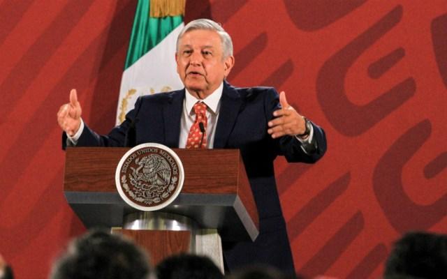 "Niega López Obrador que cena con empresarios fuera ""pase de charola"" - López Obrador"