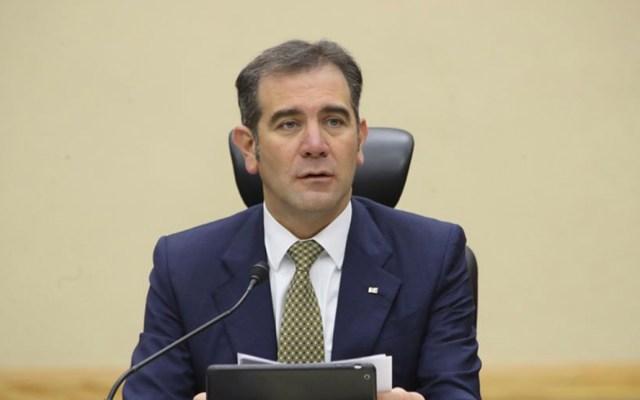 INE rechaza que ya haya nuevos partidos políticos constituidos - Foto de @INEMexico