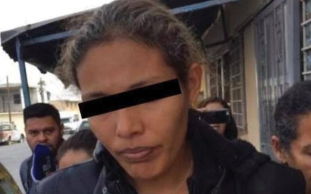 Madre de niña Karol Nahomi queda libre con un brazalete electrónico - Foto de Heraldo de Saltillo