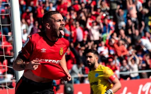 """Mallorca gana """"primera final"""" para evitar el descenso - Foto de EFE"""