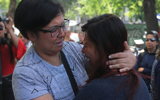 Madre de Fátima identifica a presunto asesino de la menor - Foto de Notimex