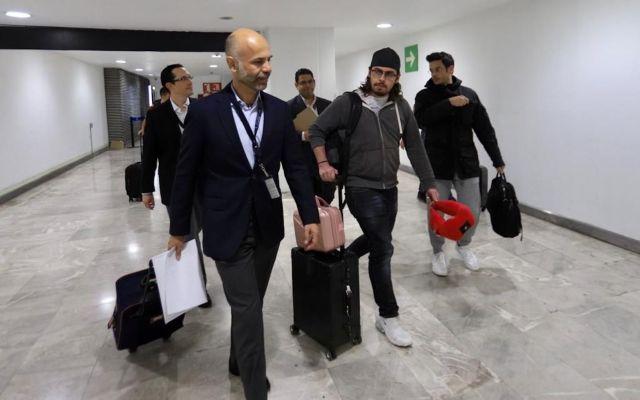 Regresan mexicanos procedentes de Wuhan tras concluir cuarentena en Francia - Foto de SRE