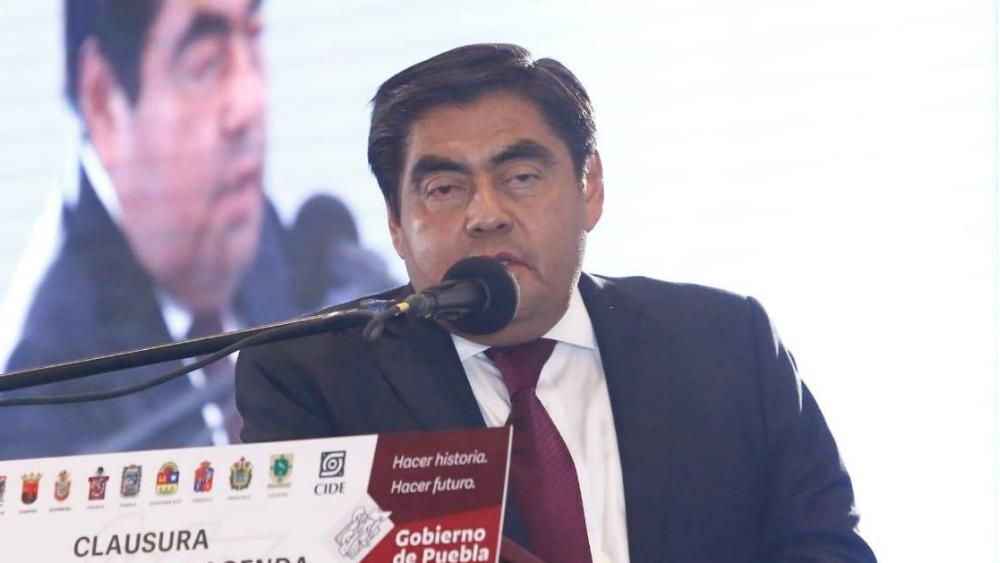 Industria automotriz no se reactivará el 1 de junio en Puebla - Foto de Miguel Barbosa. (Archivo)