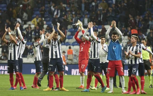 Monterrey se impone a Santos y llega a semifinales de la Copa MX - Monterrey Santos Laguna Rayados Copa MX