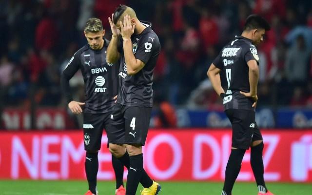 Monterrey pierde 2-0 ante Toluca y suma ocho partidos sin ganar - Monterrey Toluca partido Liga MX
