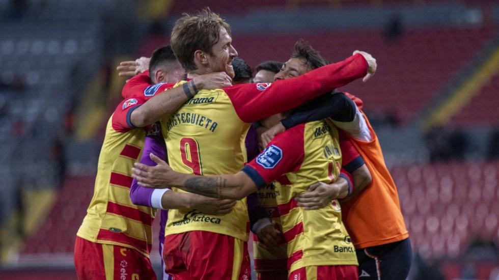 Morelia vence a Atlas y cosecha su primera victoria de la temporada - Morelia Atlas partido Liga MX