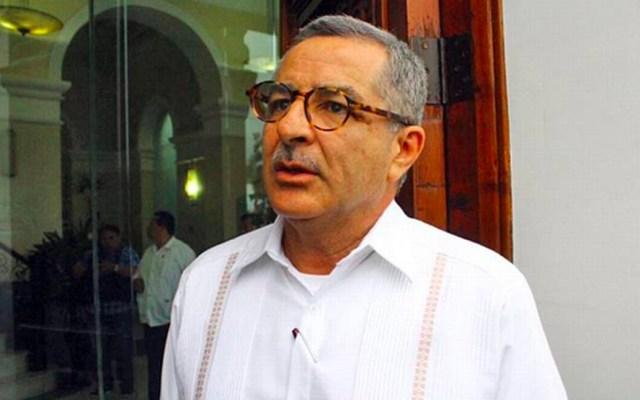 Desconocen morenistas a su dirigente en Tabasco, César Burelo - César Burelo, dirigente estatal de Morena en Tabasco