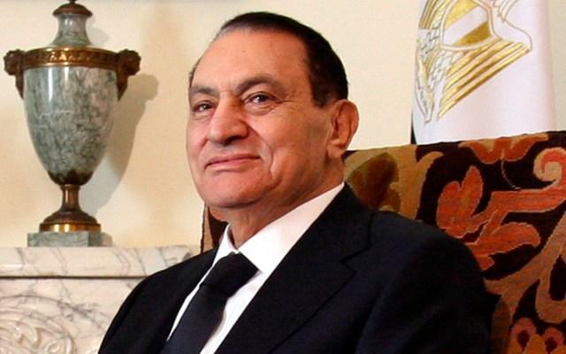 Murió el expresidente egipcio Hosni Mubarak - Murió el expresidente egipcio Hosni Mubarak a los 91 años