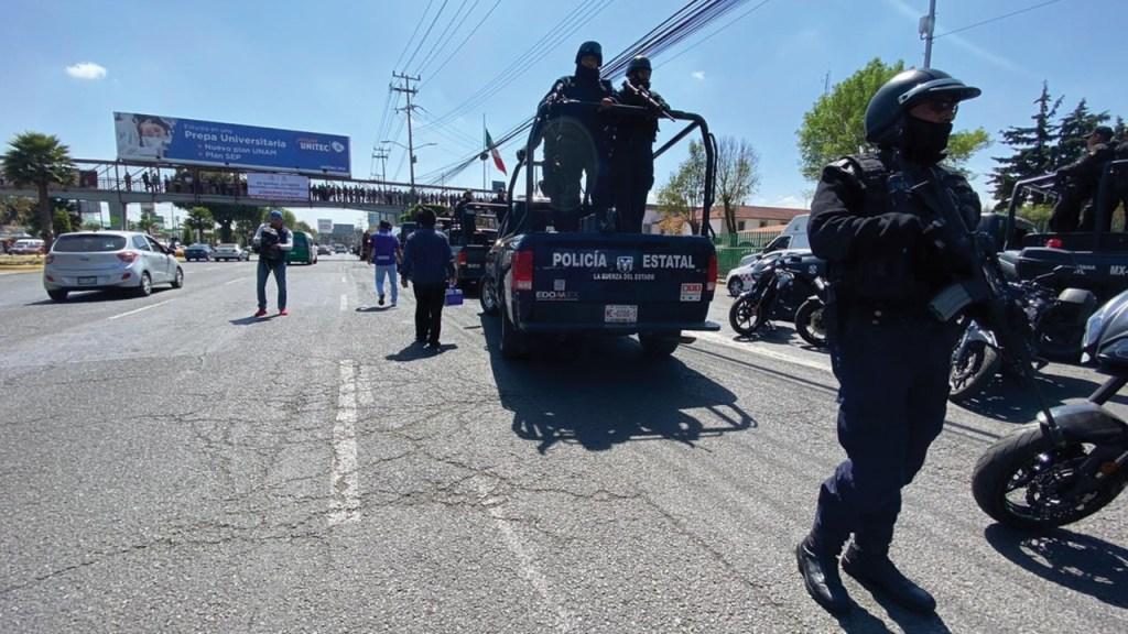 Alistan traslado de presuntos feminicidas de Fátima a la CDMX