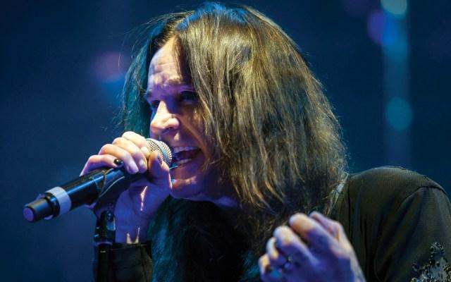Ozzy Osbourne cancela parte de su gira por problemas de salud - Foto de EFE