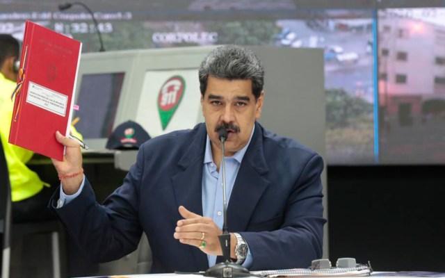 Venezuela crea nueva policía contra el terrorismo supuestamente ordenado por EE.UU. - Plan Nacional Antiterrorista 2020–2022 aprobado por Nicolás Maduro. Foto de @NicolasMaduro