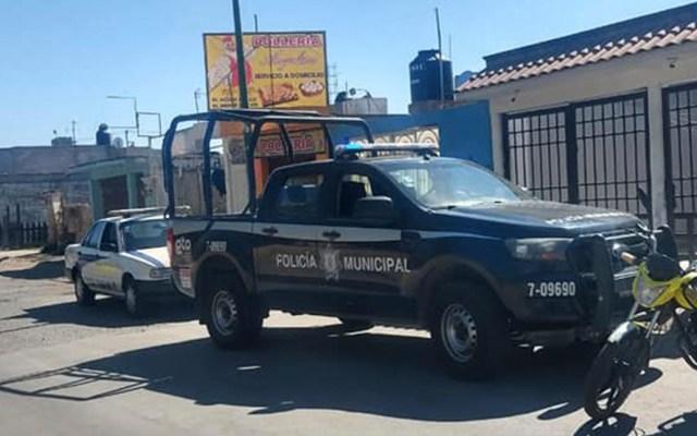 Intentan robar a dos niños en Celaya, Guanajuato - Policía Municipal de Celaya. Foto de @DireccionPoliciaCelaya