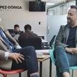 Humor crítico e irreverencia: López-Dóriga entrevista a Chumel Torres