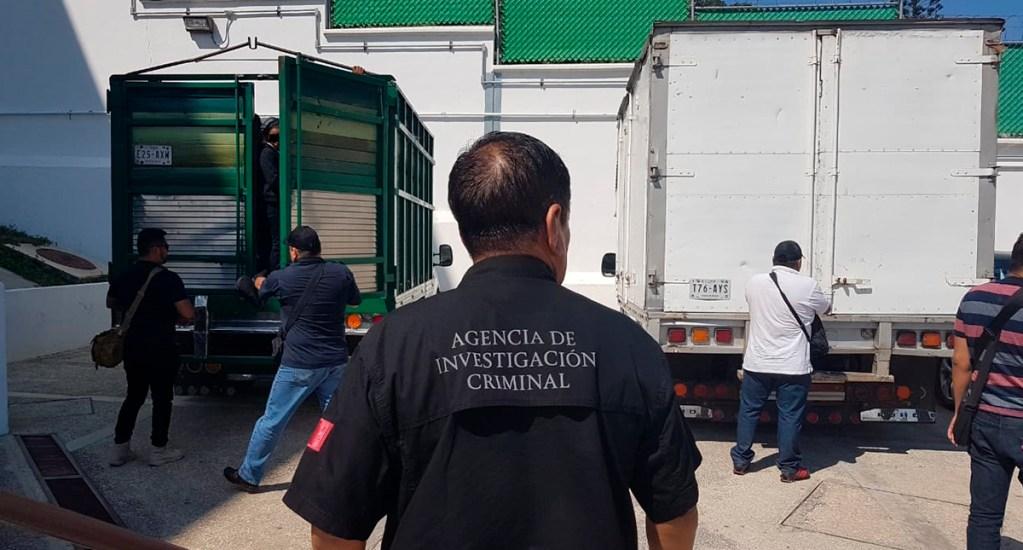 Rescatan en Chiapas a 97 migrantes centroamericanos - Rescate de migrantes centroamericanos en Chiapas. Foto Especial