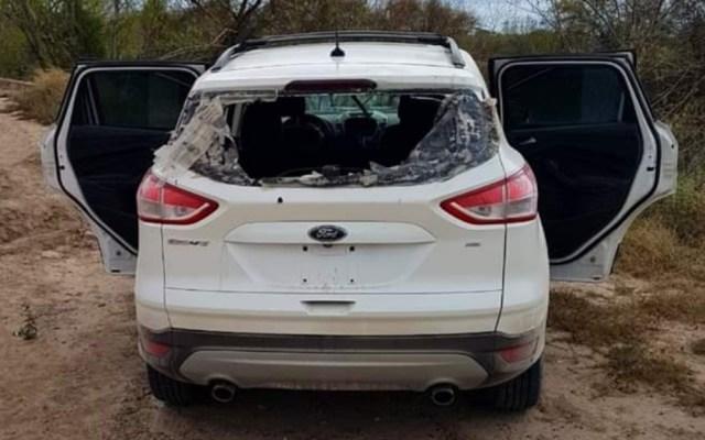 Policías abaten a dos civiles armados en Reynosa - Reynosa Tamaulipas ataque policías abatidos