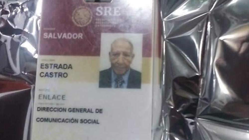 Mejora la salud de Salvador Estrada - Salvador Estrada Castro SRE