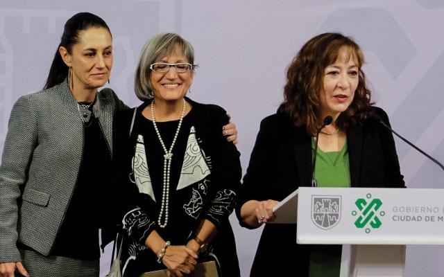 Nombran nueva titular de Secretaría de las Mujeres en la Ciudad de México - Foto de Notimex