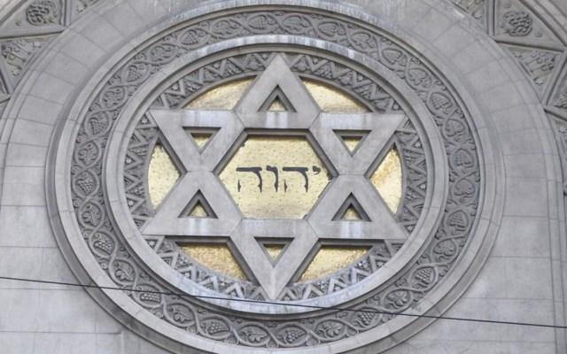 Congreso Mundial Judío denuncia que Amazon vende obras antisemitas - Sinagoga en Buenos Aires. Foto de @worldjewishcongress