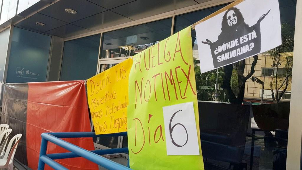 Sanjuana Martínez tendrá que demostrar acusaciones ante autoridad, afirma SutNotimex - SutNotimex desmiente declaraciones de Sanjuana Martínez