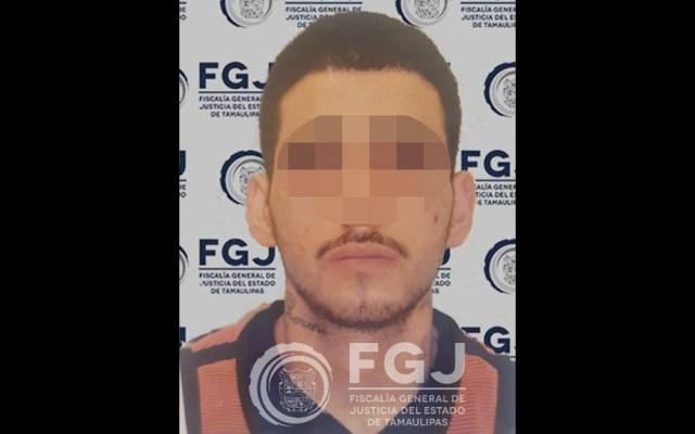 Detienen a presunto lugarteniente del Cártel del Noreste - Takia Cártel del Noreste detenido Tamaulipas