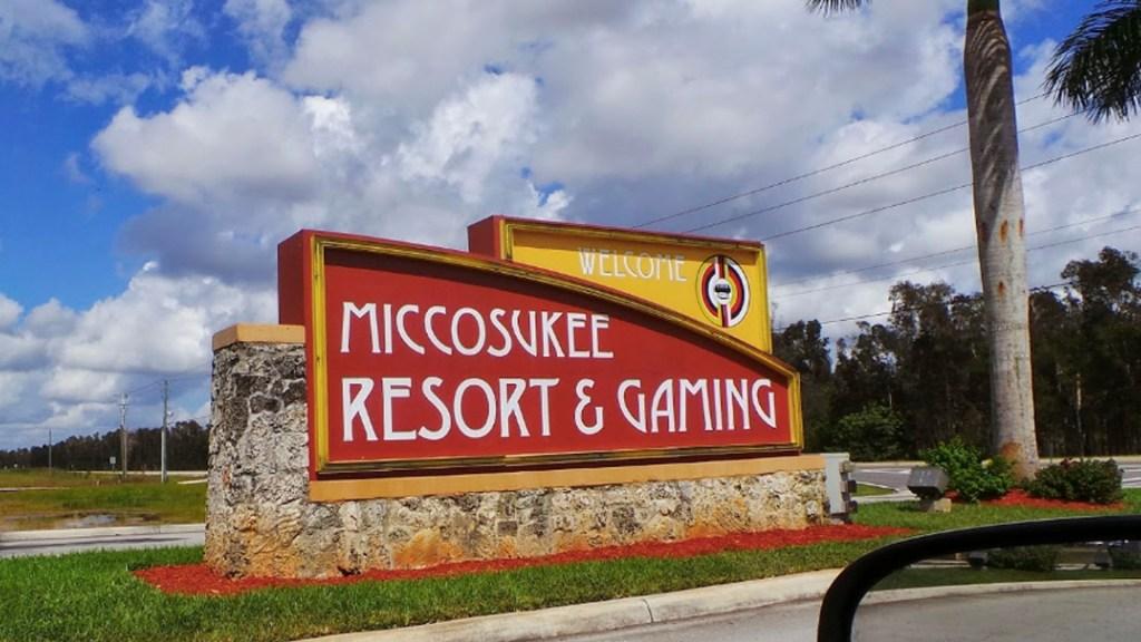 Tiroteo en casino de la tribu Miccosukee deja dos heridos en Miami - Tiroteo en casino de la tribu Miccosukee deja dos heridos en Miami