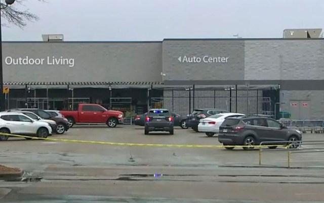 Tiroteo dentro de Walmart en Arkansas deja dos policías heridos - Tiroteo dentro de Walmart en Arkansas deja dos policías heridos