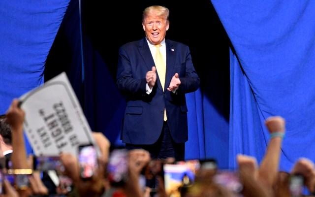 """Trump prepara discurso en el que defenderá su """"compromiso inquebrantable"""" con latinos - La Casa Blanca informó que el presidente de Estado Unidos se pronunciará, la próxima semana, ante la cumbre legislativa anual de The Latino Coalition"""