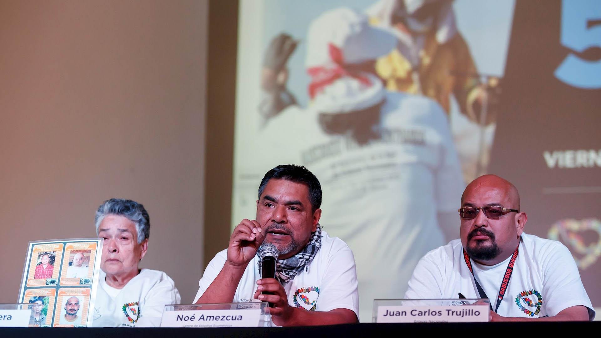 Veracruz desaparecidos voluntarios búsqueda 2