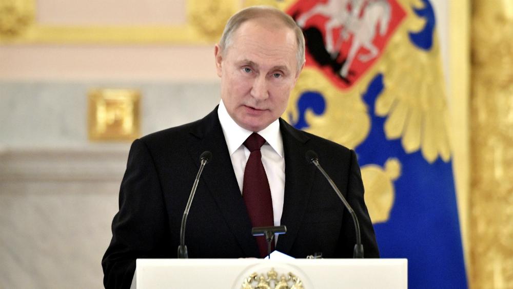 Mientras sea presidente, no habrá matrimonio homosexual en Rusia, aseguró Putin - Foto de EFE